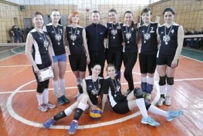 Жіноча волейбольна  команда НСК «ТЕМП» ─ чемпіон Чернігівської області з волейболу
