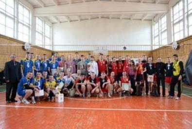 Відбувся фінальний тур Відкритої Ніжинської Волейбольної Ліги