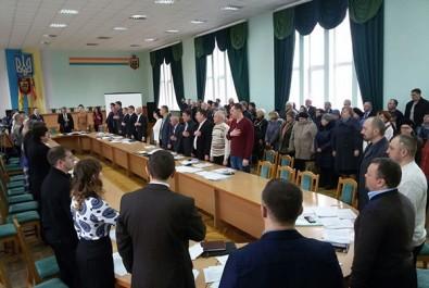 Дводенна сесія Ніжинської міської ради