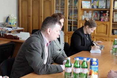 Ніжин відвідав посол Латвії в Україні