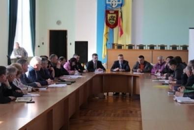 Спільне засідання постійної комісії з питань соціального захисту населення, освіти, охорони здоров'я культури, сім'ї та молоді, фізичної культури і спорту