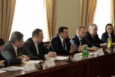 Керівники Чернігівщини зустрілися з Послом Держави Ізраїль