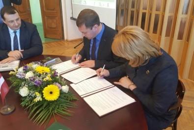 Ніжин офіційно отримав місто-побратим в Латвії