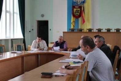 Засідання постійної комісії з питань соціально-економічного розвитку міста, підприємницької діяльності