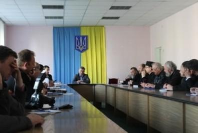 Зустріч міського голови з представниками релігійних конфесій міста