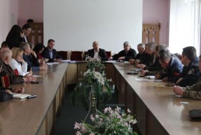 Відбулось термінове засідання міської комісії з питань техногенно-екологічної безпеки та надзвичайних ситуацій