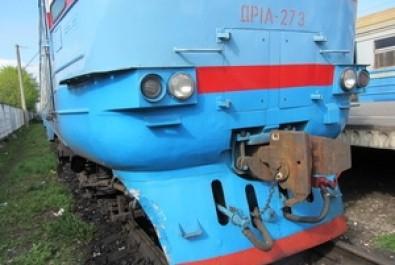 Аварія на залізничному переїзді