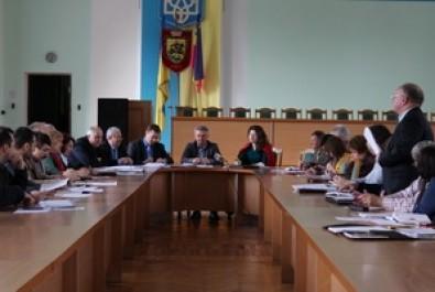 Засідання виконавчого комітету Ніжинської міської ради
