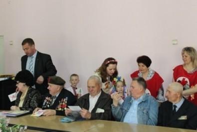 Міський голова привітав ветеранів
