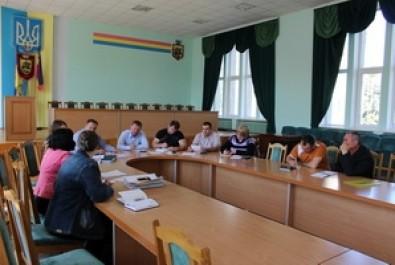 Засідання постійної комісії  з питань земельних відносин, будівництва, архітектури, інвестиційного розвитку міста та децентралізації