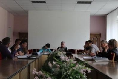 Засідання постійної комісії міської ради з майнових та житлово-комунальних питань, транспорту, зв'язку та охорони навколишнього середовища