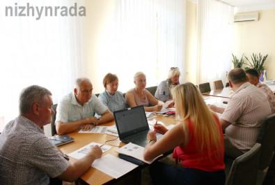 Засідання робочої групи Європейській Ініціативі «Мери за економічне зростання»