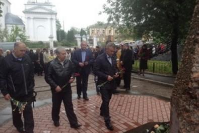 Вшанування пам'яті жертв політичних репресій