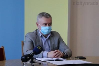 Ніжинська міська рада та її виконавчий комітет працює з максимальним дотриманням карантинного режиму