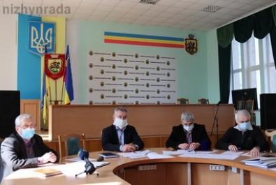 Відбулося засідання штабу з питань техногенно-екологічної безпеки та надзвичайних ситуацій