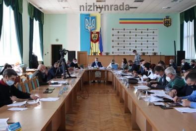 Відбулось чергове 72 засідання сесії міської ради.