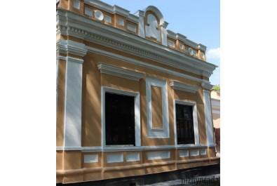 Продовжується оновлення історичних будівель міста