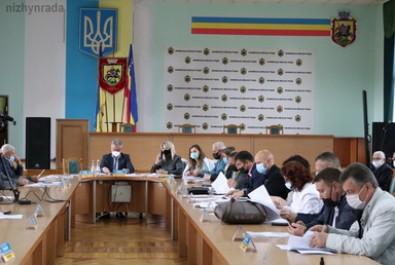 Відбулось засідання позачергової 73 сесії  Ніжинської  міської  ради