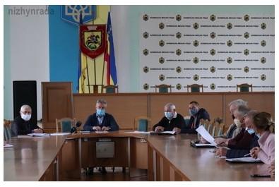 Відбулось засідання комісії ТЕБ та НС