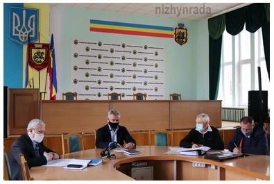 Відбулось засідання комісії ТЕБ та НС. Третій етап карантинних послаблень
