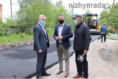 Розпочався капітальний ремонт частини дороги по вул.Коцюбинського