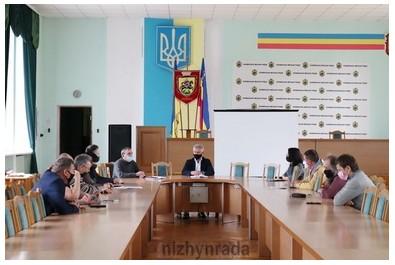 Міський голова Анатолій Лінник зустрівся із редакторами місцевих ЗМІ