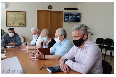 Міський голова провів нараду з керівниками медичних закладів