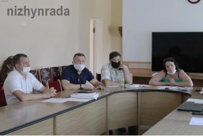 Відбулися засідання постійних депутатських комісій Ніжинської міської ради
