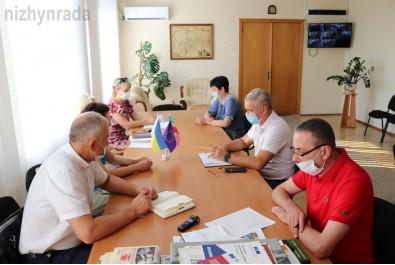 Міський голова провів нараду з керівниками медичних закладів міста