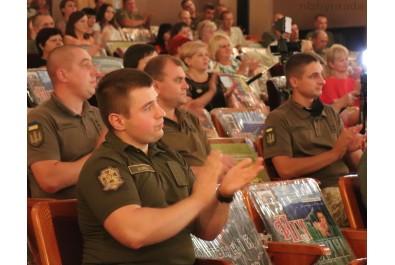Військова частина А4558 відзначила 110-ту річницю з дня заснування