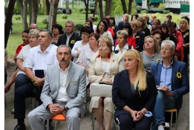 Педагоги Ніжина зустрілись на освітянській конференції