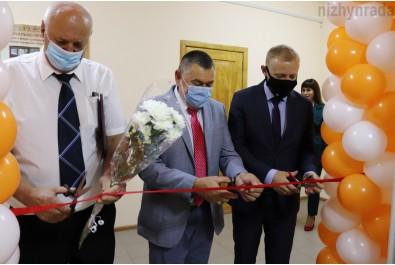 Відбулось урочисте відкриття регіонального навчально-практичного центру