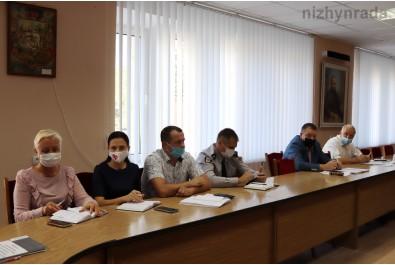 Відбулась нарада щодо контролю за дотриманням карантинних обмежень