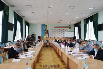 Відбулось позачергове засідання 78 сесії Ніжинської міської ради