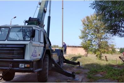 """Реалізовано заходи з реконструкції та модернізації водопровідної насосної станції """"Червона Гребля"""""""