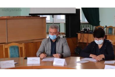 Міський голова та виконавчий комітет стали на захист військової частини А4558