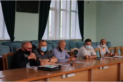 24 вересня відбулося засідання міського штабу з підготовки об'єктів до опалювального сезону