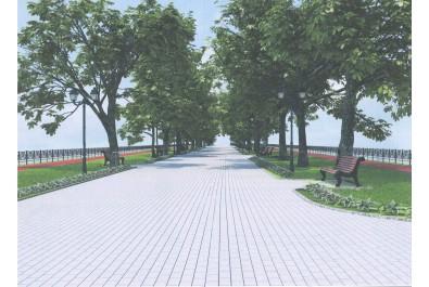 Реконструкцію вулиці Шевченка з площею ім. Франка в м. Ніжині