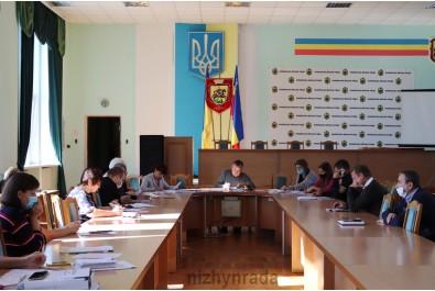 Відбулися засідання постійних депутатських комісій