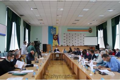 Відбулось засідання 79 сесії міської ради