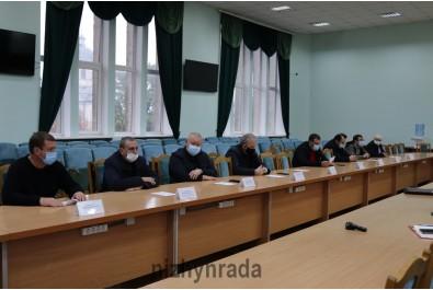 Позачергове засідання виконавчого комітету. Додаткові заходи спрямовані на запобігання розповсюдженню коронавірусу