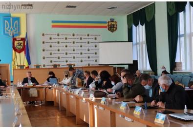Відбулось продовження 80-го пленарного засідання Ніжинської міської ради