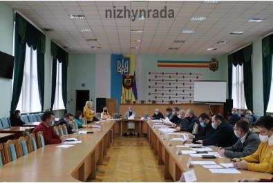 Відбулося засідання виконавчого комітету. 2 листопада учні приступають до навчання у звичному режимі