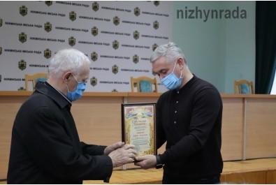 Ніжинський шахіст Сергій Данилович Іващенко святкує свій ювілей