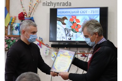 Ніжинська станція юних техніків святкує свій  75-ти річний ювілей