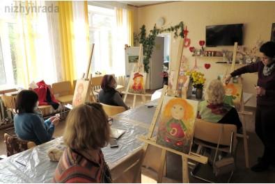 Триває реалізація проекту зі створення відкритого простору для людей похилого віку «Кольорове життя»