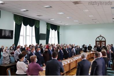 Міський голова Олександр Кодола та депутати міської ради VIII скликання стали на захист ніжинських підприємців