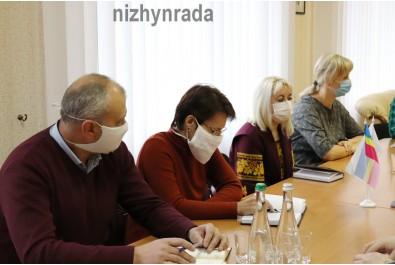 Олександр Кодола провів робочу нараду з керівниками медичних закладів міста