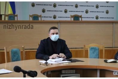Перша щотижнева нарада під керівництвом міського голови Олександра Кодоли