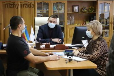 Олександр Кодола провів прийом громадян